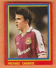 West Ham United Michael Carrick England (R)